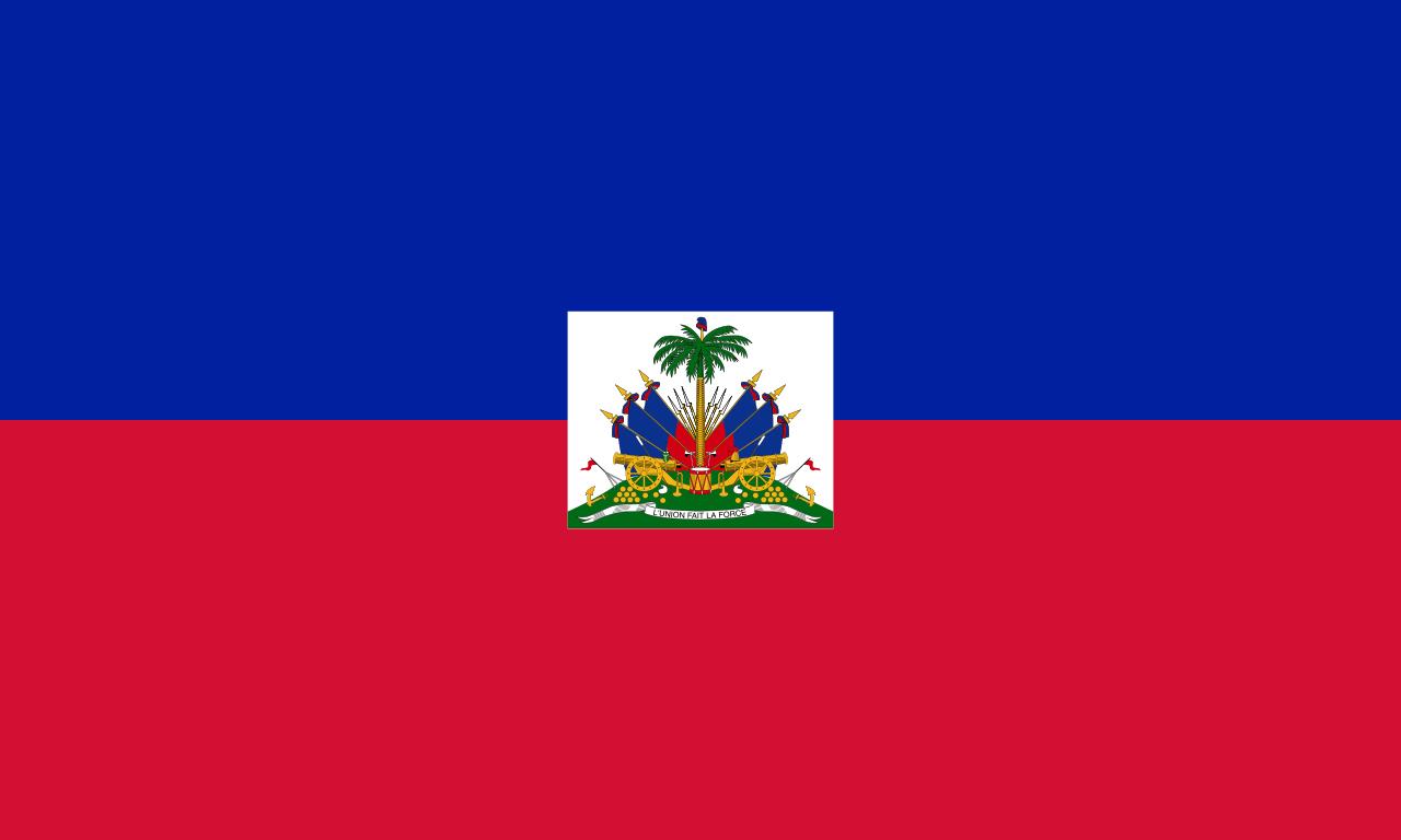Гаити флаг страны