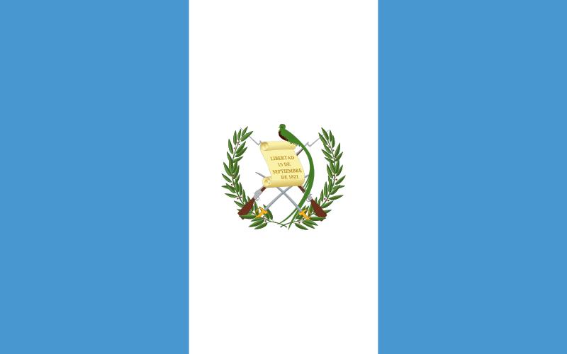 Гватемала флаг страны