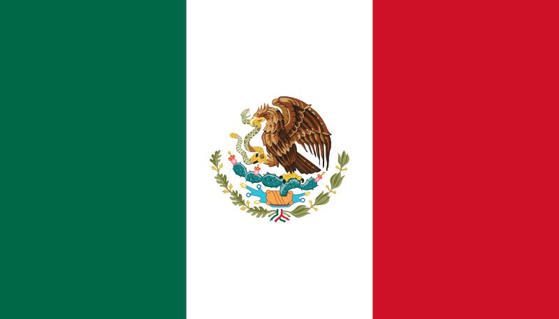 Мексика флаг страны