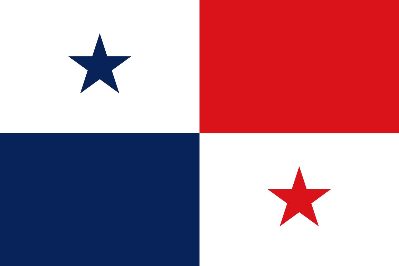 Панама флаг страны