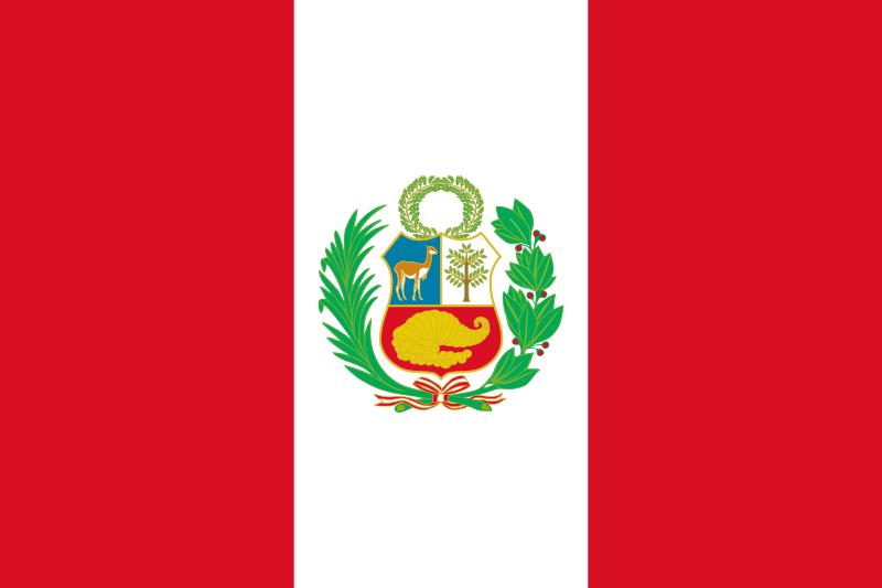 Перу флаг страны