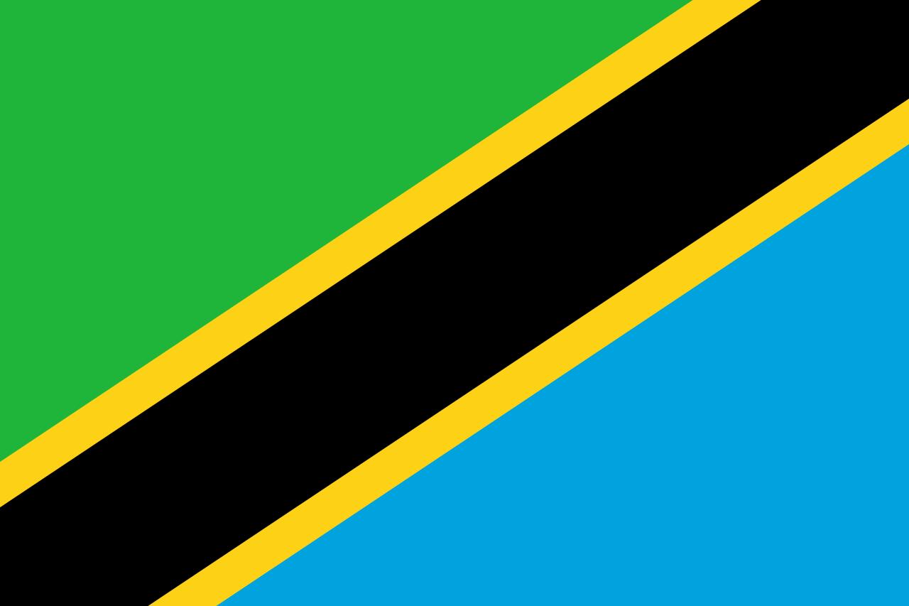 Танзания флаг страны