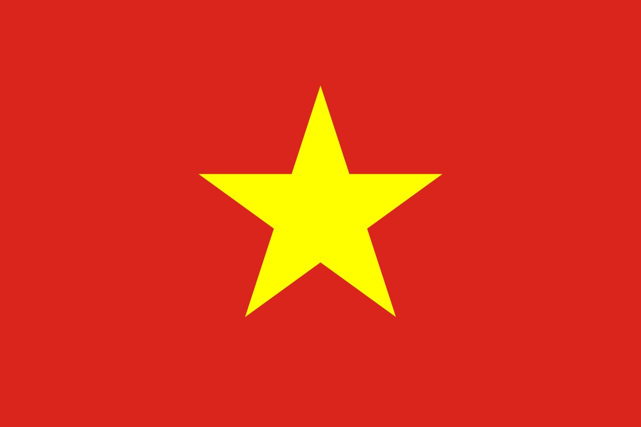 Вьетнам флаг страны
