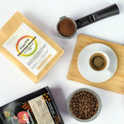 Миндаль & Кофе